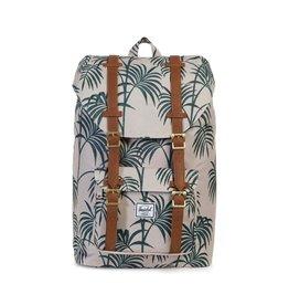Herschel Supply Herschel Supply Little America Mid Volume Backpack - Pelican Palm
