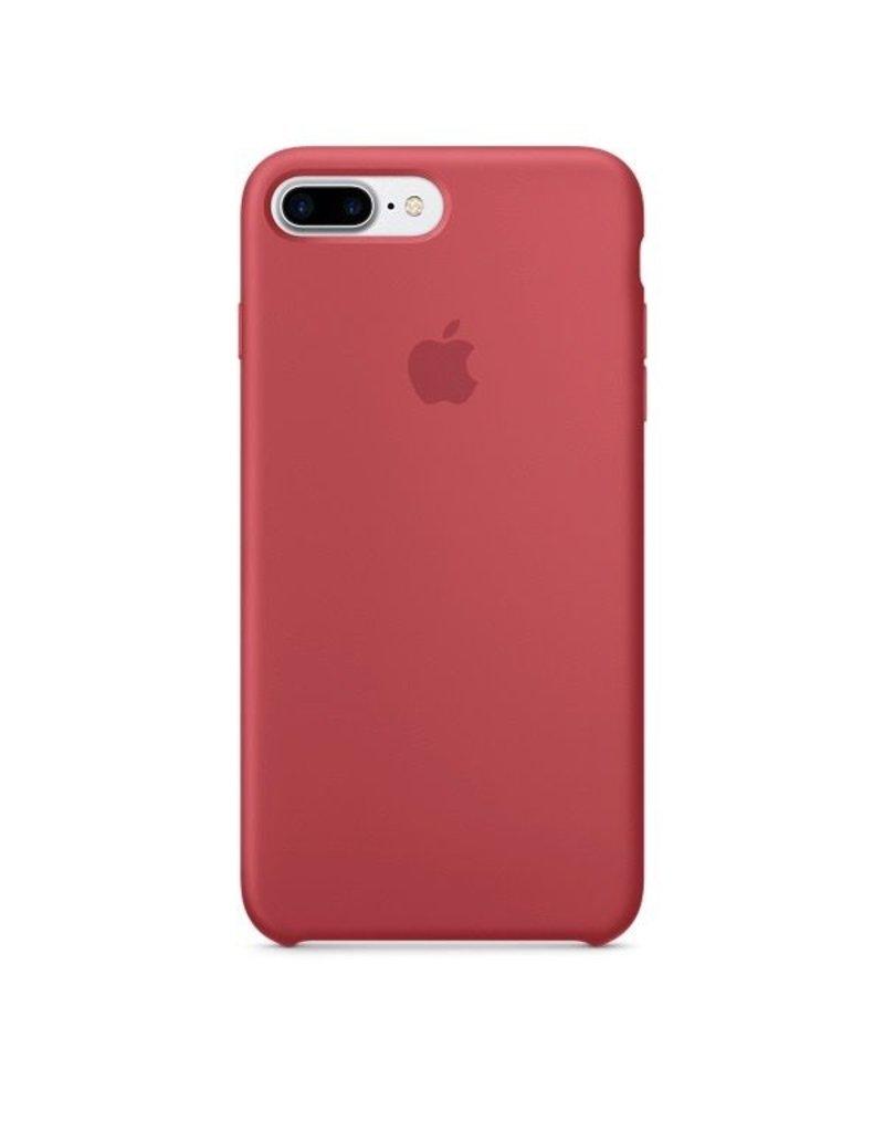 Apple Apple iPhone 7 Plus Silicone Case - Camelia