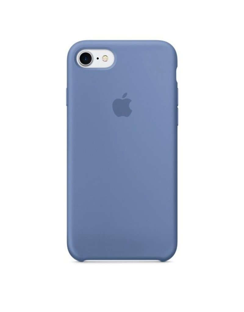 Apple Apple iPhone 7 Silicone Case - Azure