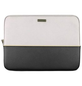 "kate spade new york kate spade Sleeve for 13"" Macbook - Black / Cement / Gold"