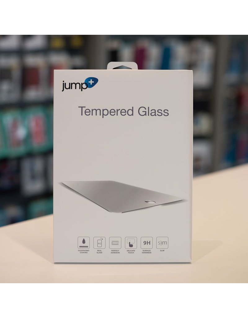 Jump Jump+ Glass Screen Protector for all 9.7-Inch iPads
