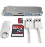 Satechi USB-C Passthrough Hub - Space Gray