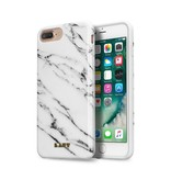 Laut Huex Elements Case for iPhone 8/7/6 Plus - White Marble