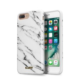 Laut Huex Elements Case for iPhone 8/7/6 Plus - White Marble