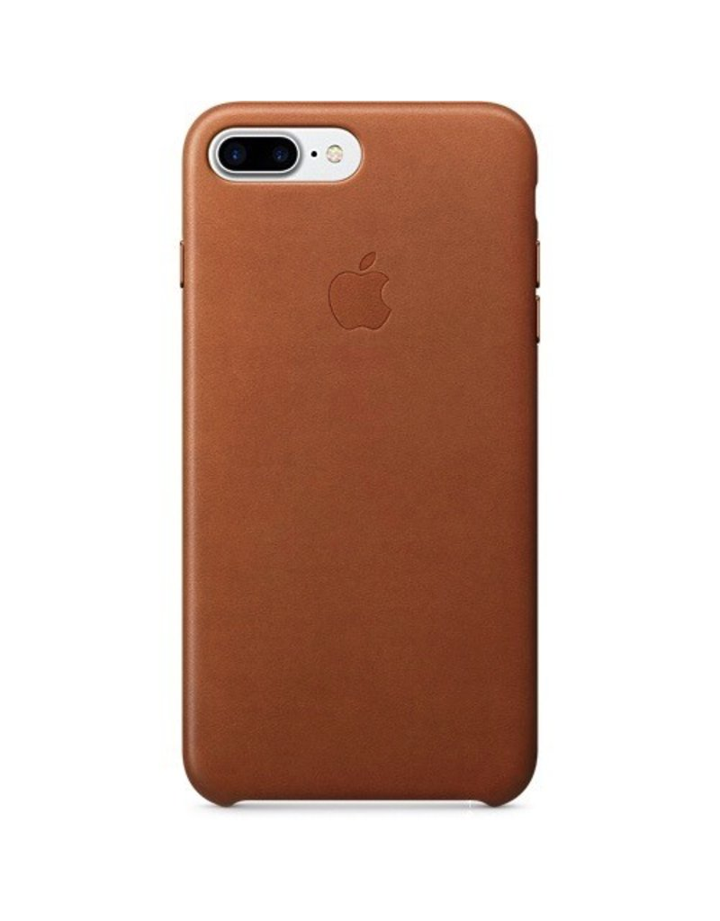 Apple Apple iPhone 7 Plus Leather Case - Saddle Brown
