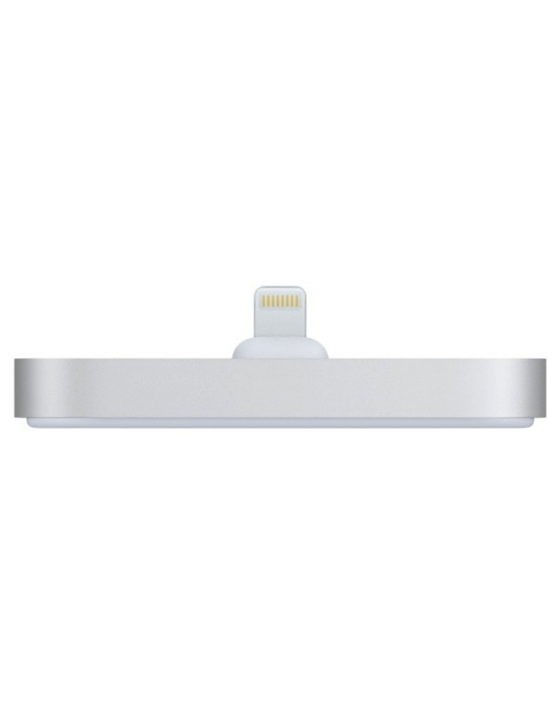 Apple Apple iPhone Lightning Dock - Silver