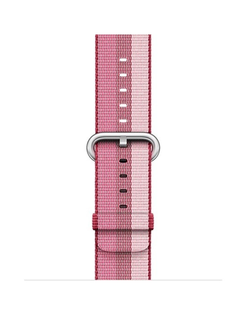 Apple Apple Watch 42mm Berry Woven Nylon Band