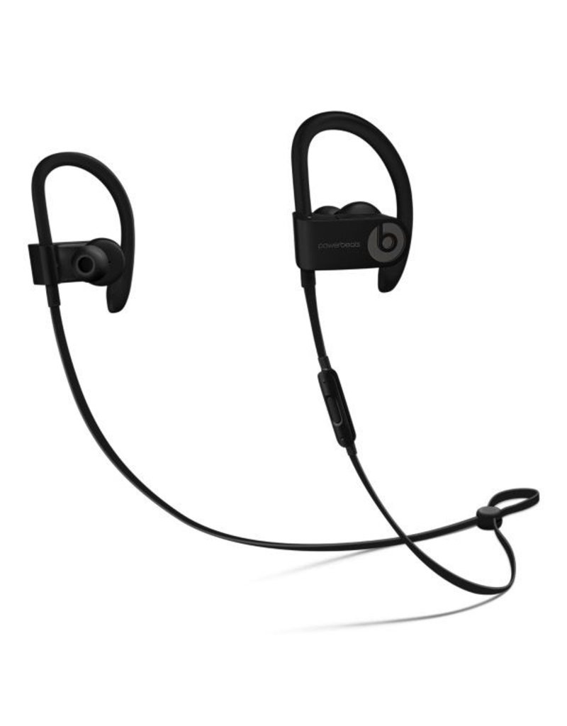 Beats Beats Powerbeats3 Wireless Earphones - Black