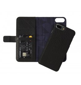 Decoded Decoded 2-in-1 Wallet Case for iPhone 6/6s/7 Plus- Black