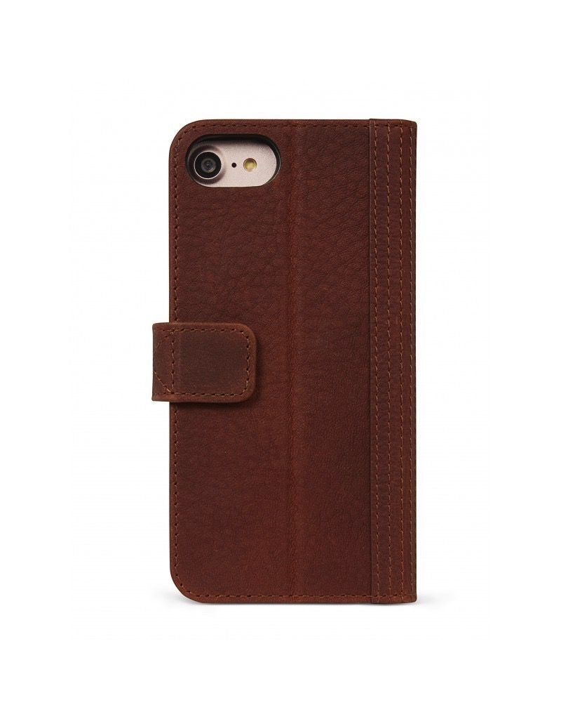 Decoded 2-in-1 Wallet Case for iPhone 6/6s/7 - Cinnamon Brown
