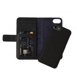 Decoded Decoded 2-in-1 Wallet Case for iPhone 6/6s/7 - Black
