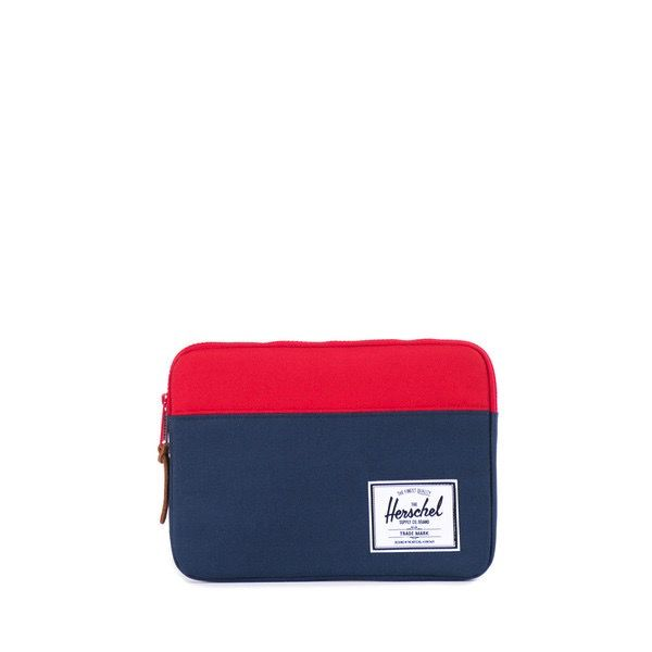 Herschel Supply Herschel Supply Anchor Sleeve for all iPad 9.7-inch iPads - Navy/Red