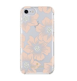 kate spade new york kate spade Hardshell Case for iPhone 8/7/6 - Pink Sand Hollyhock Floral