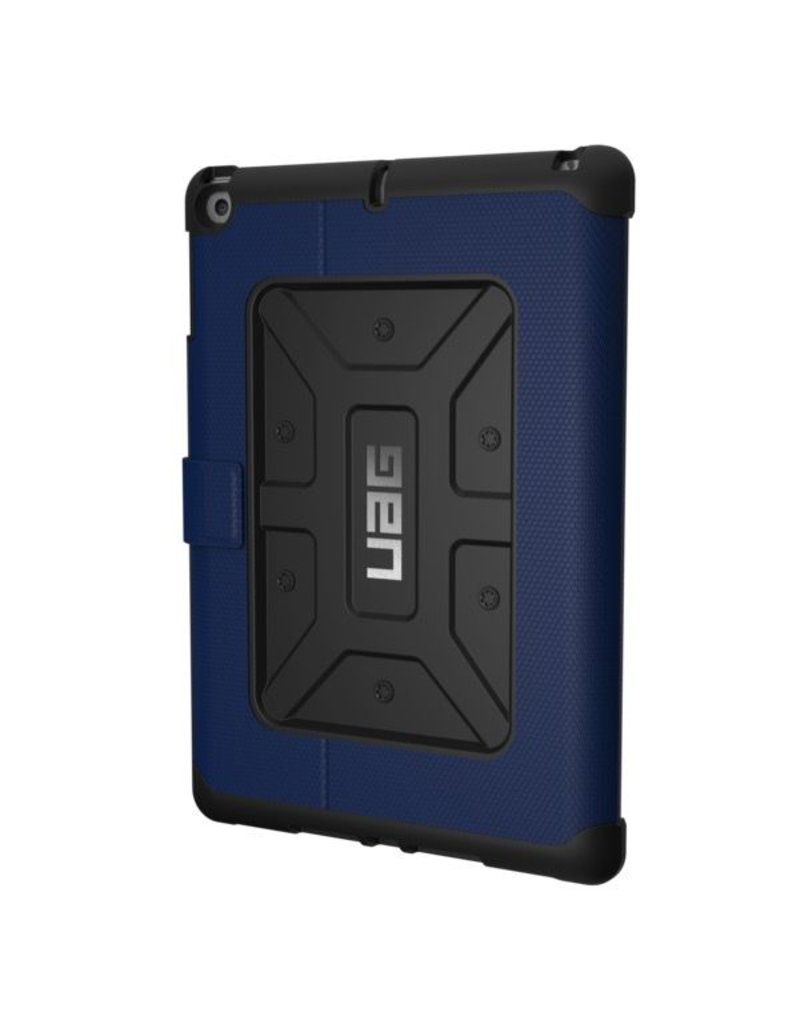 UAG Metropolis Case for iPad (2017) - Blue / Black