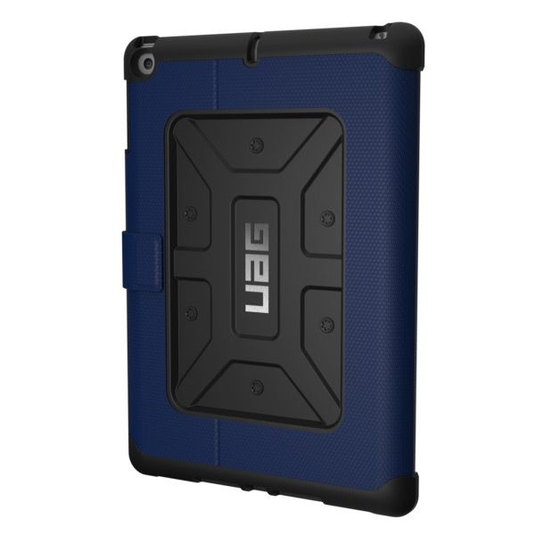 UAG Metropolis Case for iPad (2017) - Blue / Black