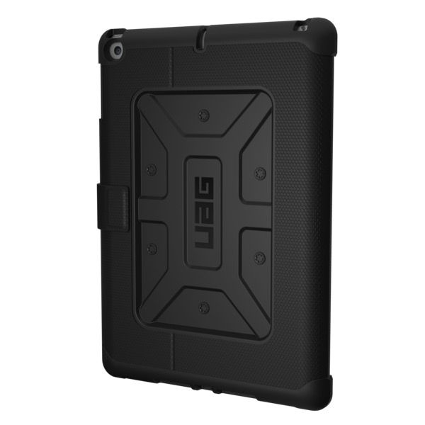 UAG Metropolis Case for iPad (2017) - Black
