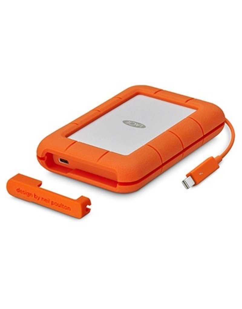 Lacie LaCie Rugged 500GB SSD USB 3.0 / Thunderbolt