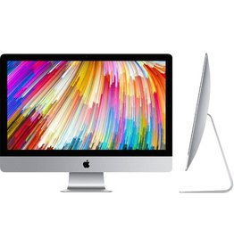 Apple 27-inch iMac with Retina 5K display: 3.8GHz quad-core Intel Core i5, 8GB, 2TB Fusion