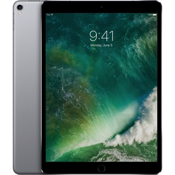 Apple 10.5-inch iPad Pro Wi-Fi 64GB - Space Gray