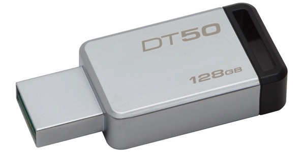 Kingston 128GB USB 3.1 DataTraveler