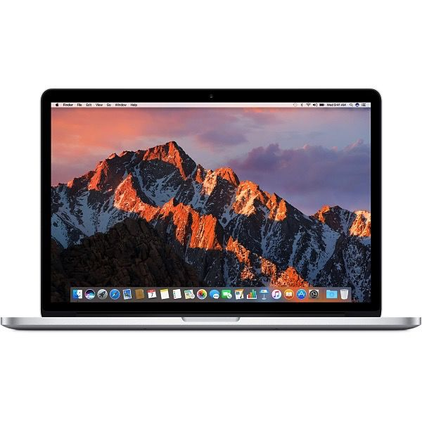 Apple 15-inch MacBook Pro Retina 2.2GHz, i7 16GB, 512GB SSD