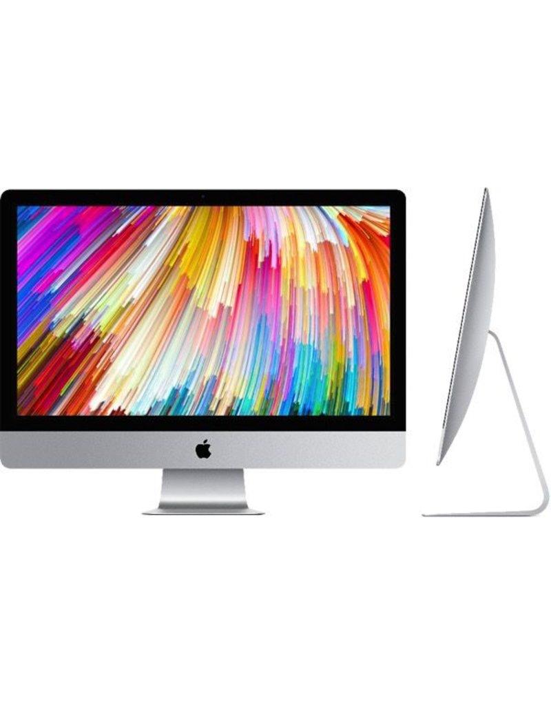 Apple 27-inch iMac with Retina 5K display: 4.2GHz Quad-core Intel Core i7, 32GB, 512GB SSD