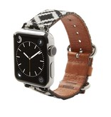TOMS TOMS Apple Watch 42mm Artisan Band - Black Diamond