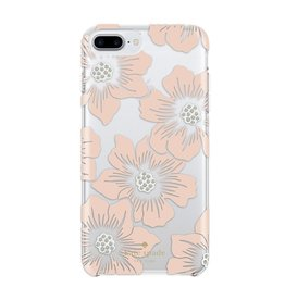 kate spade new york kate spade Hardshell Case for iPhone 7/6/6s Plus - Pink Sand Hollyhock Floral