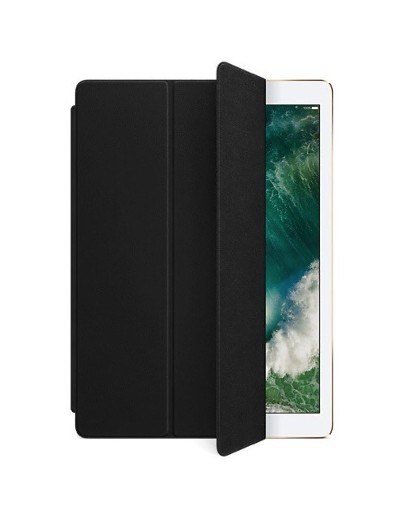 Apple Leather Smart Cover for 12.9-inch iPad Pro - Black