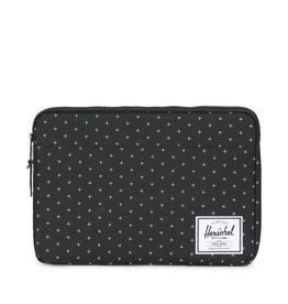 Herschel Supply Herschel Supply Anchor Computer sleeve 13 Inch - Black Gridlock