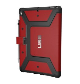 UAG Metropolis Case for 10.5-inch iPad Pro -  Red / Black