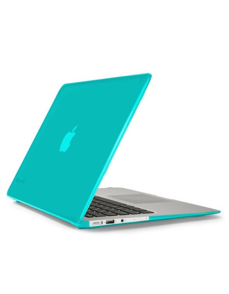 """Speck Speck SeeThru Satin for MacBook Air 13"""" -  Calypso Blue"""