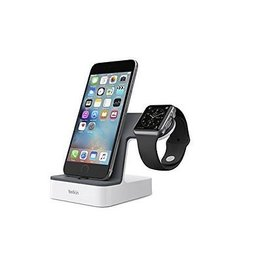 Belkin Belkin PowerHouse Dock for iPhone & Watch - White