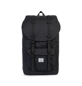 Herschel Supply Herschel Supply Little America BackPack - Black Gridlock