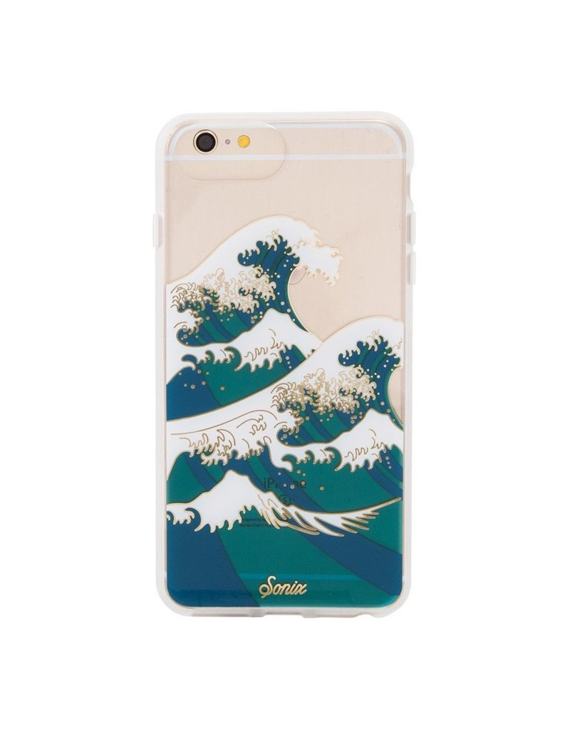 Sonix Sonix Clear Coat Case for iPhone 8/7/6 Plus - Tokyo Wave