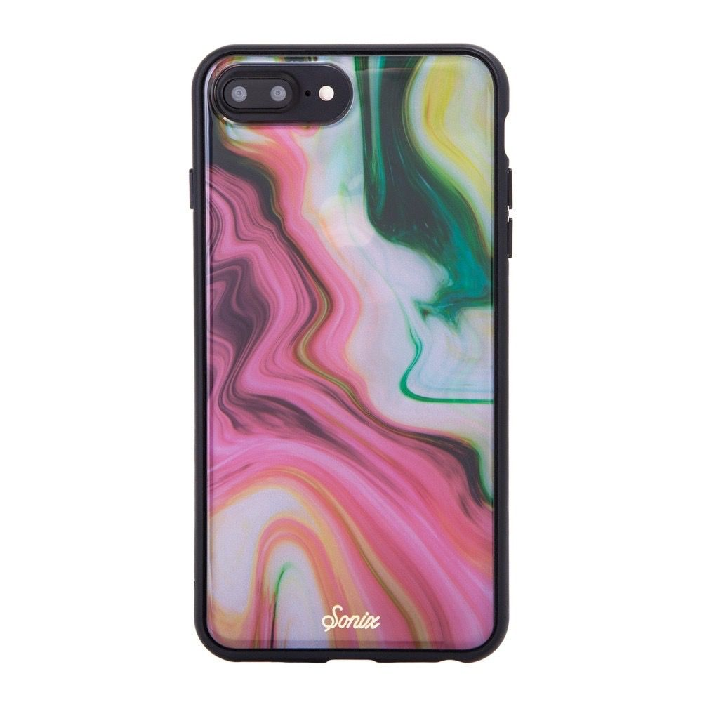 Sonix Sonix Marble Case for iPhone 8/7/6 Plus - Agate