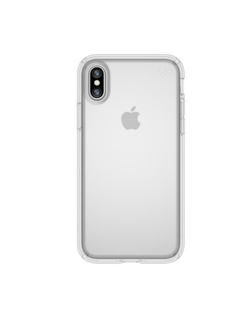 Speck Speck Presidio for iPhone X - Clear