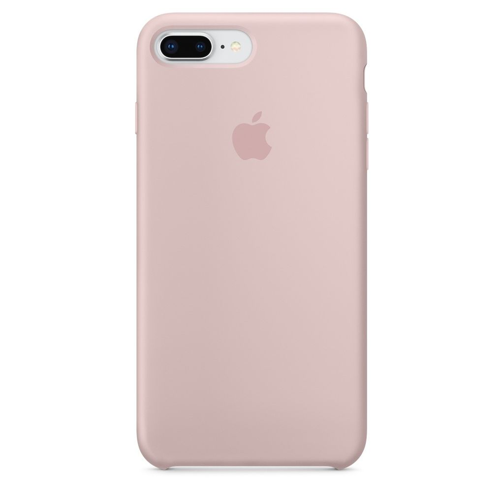 Apple Apple iPhone 8/7 Plus Silicone Case - Pink Sand