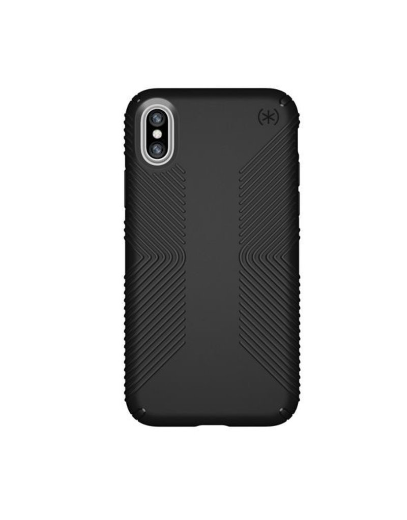 Speck Speck Presidio Grip for iPhone X - Black
