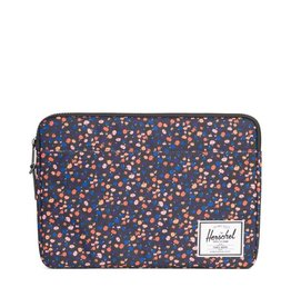 Herschel Supply Herschel Supply Anchor Computer sleeve 13 Inch -Black Mini Floral