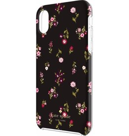 kate spade new york kate spade Hardshell Case for iPhone X - Spriggy Floral / Gems
