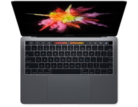 Apple MacBook Pro 15-inch with Touch Bar: 2.6GHz i7, 16GB, 256GB SSD - Space Gray