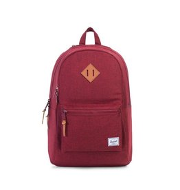 Herschel Supply Herschel Supply Lennox BackPack - Winetasting Crosshatch / Tan