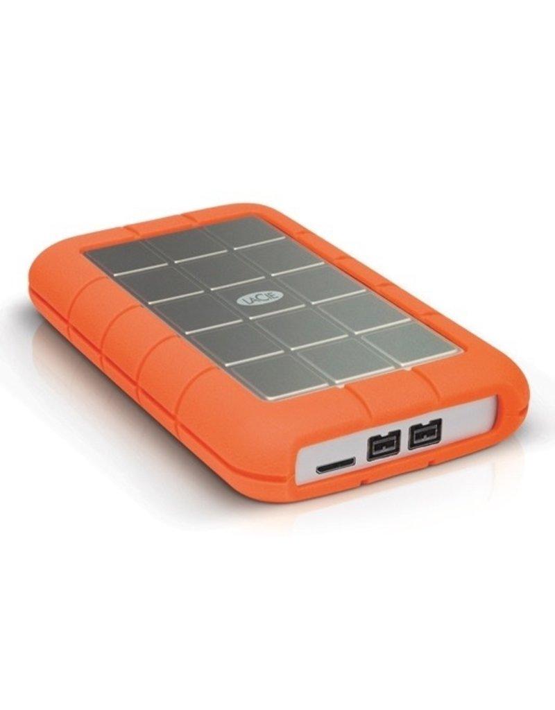 Lacie LaCie Rugged 1TB Triple Interface Drive (FW800, USB 3.0)