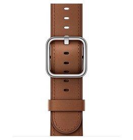 Apple Apple Watch 38mm Classic Buckle Band - Saddle Brown