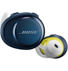 Bose Bose® SoundSport® Free Wireless Headphones - Navy / Citron