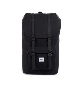 Herschel Supply Herschel Supply Little America BackPack - Black / Black PU