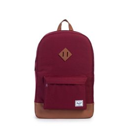 Herschel Supply Herschel Supply Heritage Backpack - Windsor Wine / Tan