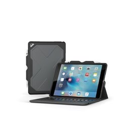 ZAGG Rugged Messenger Keyboard Case for 10.5-inch iPad Pro - Black