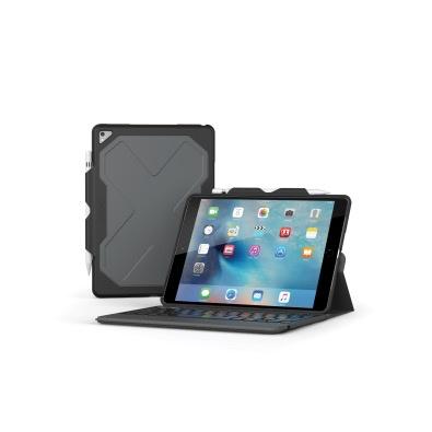 ZAGG Rugged Messenger Keyboard Case for 10.5-inch iPad Pro - Black